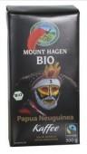 Mount Hagen Bio kávé, őrölt, Fair Trade 250 g