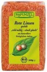 Rapunzel Bio hüvelyesek, lencse, vöröslencse 500 g