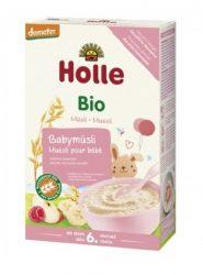 Holle Bio gabonapelyhek babáknak, müzli babáknak, gluténtaralmú 250 g