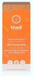 Khadi Hajfesték por - Középszőke 100 g
