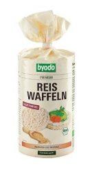 Byodo Bio rizsszelet, rizsszelet amaranthal és tengeri sóval (gluténmentes) 100 g