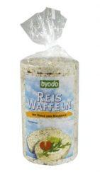 Byodo Bio rizsszelet, rizsszelet kölessel és tengeri sóval (gluténmentes) 100 g
