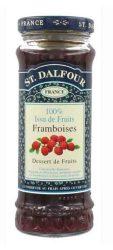St. Dalfour lekvár francia recept szerint, málna 284 g