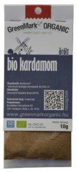 Greenmark Bio Fűszer Kardamom Őrölt 10 g