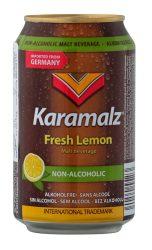 Karamalz maláta ital, citromos, dobozos 330 ml