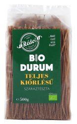 Rédei Bio Tészta Durum Barna Spagetti 500 g