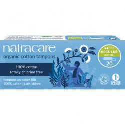 Natracare tampon, normál tampon 20 db