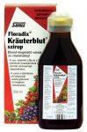 Salus Kräuterblut Szirup 250 ml -- készlet erejéig, a termék lejárati ideje: 2020 január