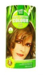 HennaPlus női tartós hajfesték, szőkés árnyalat, sötétszőke (6) (Long Lasting Colour, Dark Blond)