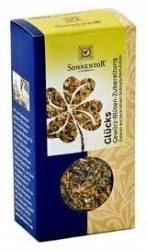 Sonnentor Bio fűszerkeverékek, szerencse fűszer-virág keverék 35 g