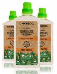 Cleaneco Általános Tisztítószer Narancs 1000 ml -- készlet erejéig, a termék felbontástól számított 1 évig megőrzi minőségét