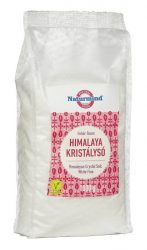 Naturganik Himalaya só finom, fehér 1 kg -- készlet erejéig