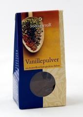 Sonnentor Bio fűszerek, vaníliapor 10 g