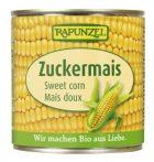 Rapunzel Bio konzerv, Csemege kukorica lében (édes kukorica) 340 g