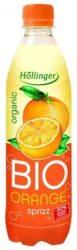 Höllinger Bio gyümölcsfröccs narancs 500 ml