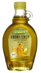 Rapunzel Bio juharszirup, juharszirup világos A 250 ml