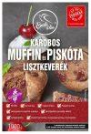 Szafi Free Lisztkeverék Muffin-Piskóta 1000 g