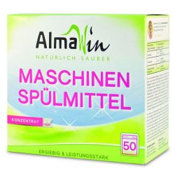 Almawin Öko gépi mosógatószer koncentrátum, 50 alkalomra elegendő 1250 g -- NetbioHónap 2017.03.27-ig 15% kedvezménnyel