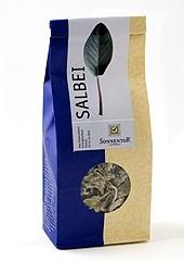 Sonnentor Bio gyógynövényteák, zsálya zacskós tea 50 g