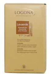 Logona Lavaerde ásványi agyagpor a haj és a bőr ápolásához egyaránt 1 kg