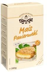 Bauckhof Bio kukorica panírmorzsa, élesztő- és gluténmentes 200 g