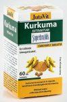 Jutavit Kurkuma Extraktum Tabletta 60 db -- készlet erejéig, a termék lejárati ideje: 2019 januárja