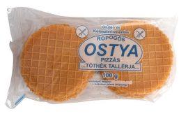 Tóthék Gluténmentes Tallérja, Pizzás ropogós ostya 100 g