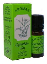Aromax illóolaj, Gyömbérolaj (Zingiber officinale) 5 ml