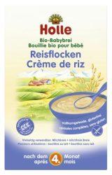 Holle Bio gabonapelyhek babáknak, rizskrém (rizspép) gluténmentes 250 g
