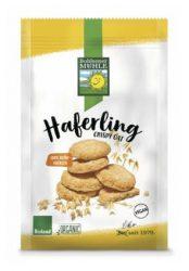 Bohlsener Mühle Bio keksz, zabkeksz, tej és tojásmentes 125 g