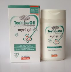Dr. Müller Teafaolaj intim wash gél 200 ml