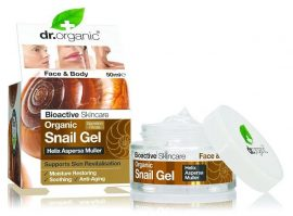 Dr. Organic Bioaktív csigagél arckrém 50 ml