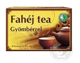 Dr. Chen Fahéj Tea Gyömbérrel 20 filter
