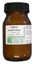 Ingeborg Stadelmann aromakeverék, Lábfürdő kiegyensúlyozó  100 ml