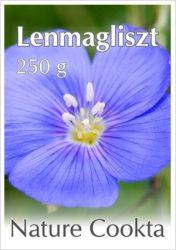 Nature Cookta Lenmagliszt 250 g