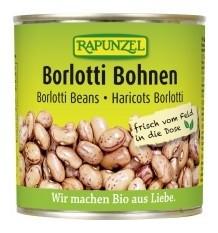 Rapunzel Bio konzerv, tarka borlotti bab lében 400 g
