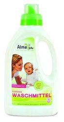 Almawin Öko folyékony általános mosószer koncentrátum (16 mosásra elegendő) 750 ml -- Tavaszi nagytakarítás 2018.02.25-ig 26% kedvezménnyel