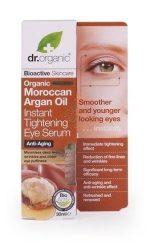 Dr. Organic Bio Argán olaj, Szemkörnyék feszesítő szérum 30 ml -- NetbioHónap 2018.03.28-ig 15% kedvezménnyel