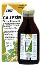 Salus Gallexier gyógykeserű, máj és epebántalmakra (Ga-Lexir, Galexir) 250 ml