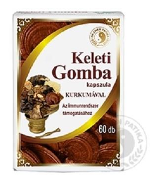 Dr.Chen Keleti Gomba Kapszula 60 db