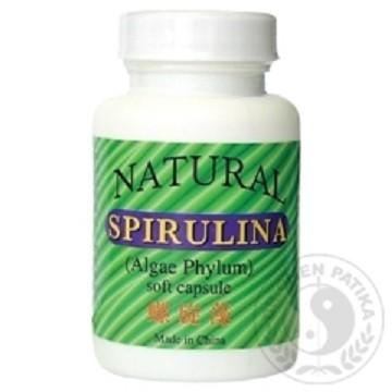 Dr.Chen Spirulina Kapszula 60 db/doboz