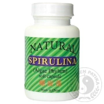 Dr. Chen Spirulina Kapszula 60 db/doboz