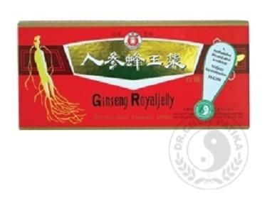 Dr.Chen Ginseng Royal Jelly Kapszula 30 db -- készlet erejéig, a termék lejárati ideje: 2018.10.15.