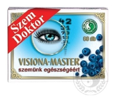 Dr.Chen Visiona-Mester Kapszula 60 db
