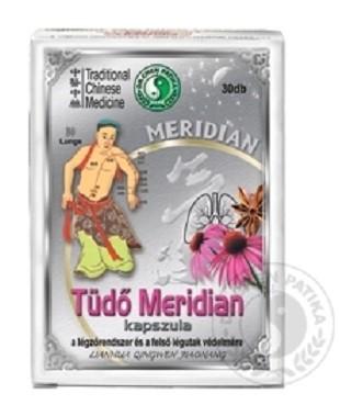 Dr.Chen Tüdő Meridian Kapszula 30 db
