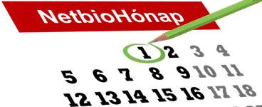 NetbioHónap kedvezmény 10%-40% kedvezmény