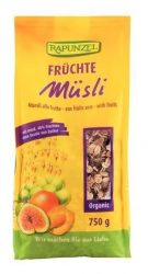 Rapunzel Bio müzlik, gyümölcsös müzli 750 g