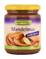Rapunzel Bio olajos magkrém, mandulakrém 100%-os 250 g