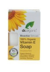 Dr. Organic Bio Vitamin E szappan 100 g