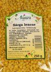 Natura Sárga Lencse 500 g
